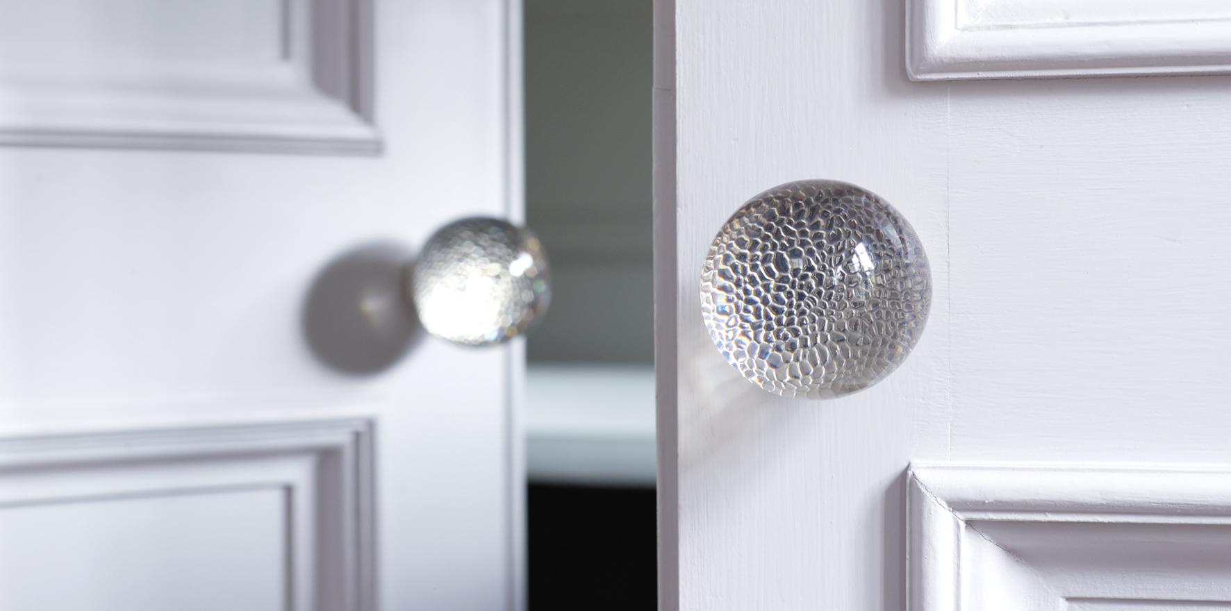 Door knob and door handle boutique Kings Road London UK